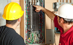 Kenmarc serves electrical needs for business & residential throughout the tri-state and beyond